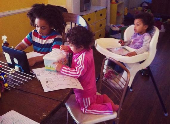 black homeschool